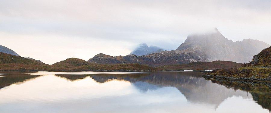 Bei ∙ Near Selfjord, Lofoten